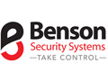 Benson Security Systems logo