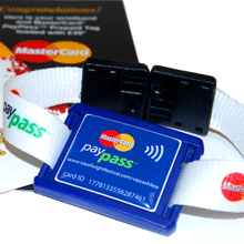 ID&C helped provide Isle of Wight Festival VIP guests with the UK's first ever prepaid contactless payment wristband