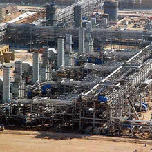 Saudi Aramco is government-owned national oil company of Saudi Arabia and the largest oil corporation in the world with the largest crude oil reserves and production
