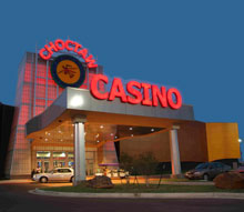 Choctaw Nation casinos – IQinVision's successful CCTV application