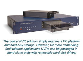 IndigoVision NVR