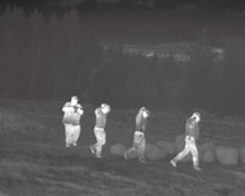 Thermal imaging has a valuable part to play in short to long-range surveillance