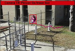 Perimeter protection systems provide back-up to fences, external pirs, seismic systems etc., allowing the user to identify specific areas where intruders will be identified