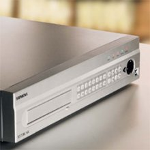 Digital video recorders are ideal for small installations