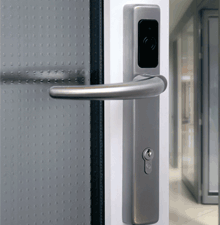 PegaSys, the latest in wireless intelligent access control from Ingersoll Rand