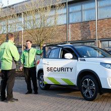 Ward Security offers the right approach and balance in its security provision which will be welcomed by all at Kings Hill