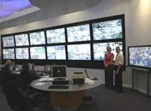 JVC video surveillance system makes an impact