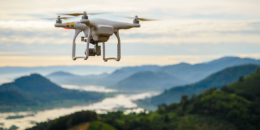 The rising drone threat is pushing the security industry to resolve the issue of safe and effective interception