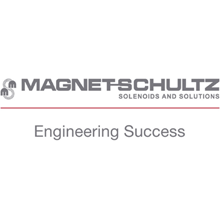 Magnet Schultz team showed visitors the advantages their solenoid based products and assemblies can offer organisations operating within the security market.
