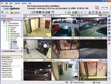 VideoSphere®, the company's enterprise-class video management portfolio, includes open-platform VMS software complemented by high-definition IP cameras, encoders