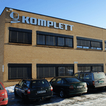 Komplett completely reviewed their security system and made the decision to move from analog to digital video surveillance in 2008.