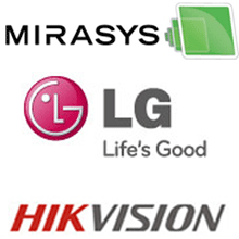 As Platinum Partners, LG and Hikvision will benefit from exclusive insight into Mirasys product plans and development and also have the opportunity to share their own roadmaps with Mirasys.
