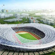 Nedap's AEOS advanced security system is capable of handling both the access control and the intrusion detection for the complete stadium.