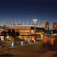 OnSSI installed a new, networked video system at BC Place, the multi-purpose stadium in Vancouver that was the site of the Opening and Closing Ceremonies of the Winter Games 2010.