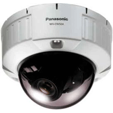 Panasonic video surveillance cameras installed throughout the state of New York to provide surveillance of various municipal buildings, jails and 50 fire houses