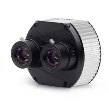 Arecont Vision's new Compact Dual Sensor Day/Night Camera features dual H.264 (MPEG-4 Part 10) and MJPEG encoders