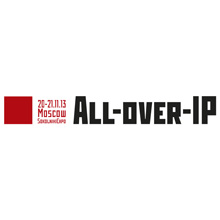 All-over-IP brings together major global and Russian brands to ensure the best marketplace for the latest technology and innovation