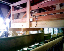 QNAP Provides Network Video Security Solutions At A French Sawmill