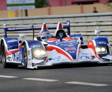 RML AD Group came to Le Mans with high hopes but realistic aspirations