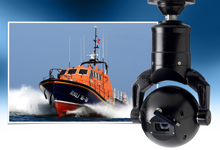 RNLI and Bosch's surveillance cameras to the rescue on the high tides