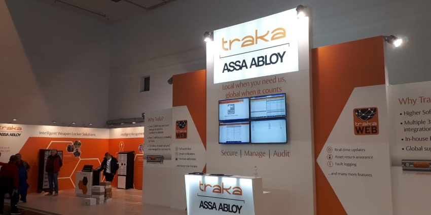 Traka-ASSA ABLOY showcase key product integrations at Security Essen event