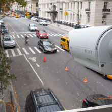 Sony was chosen by Virsig to be the IP camera of choice to securely monitor the world's largest marathon