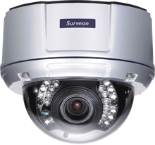 Surveon's new IP surveillance solutions, to be showcased at ISC West 2011
