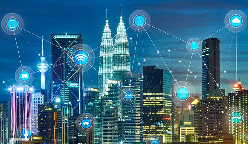Vanderbilt Industries smart city security technology