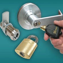 Videx will give away the CyberLock Access Control Starter Kit at ISC West Expo 2011