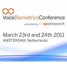 Voice Biometrics Conference is hosted by Opus Research