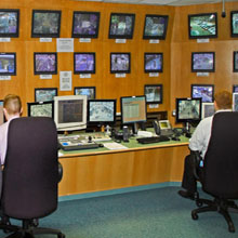 Wavestore is providing control room operators with the ability to view live or recorded images from industry standard analogue cameras, alongside images from the latest generation of Full HD cameras