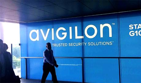 Avigilon dominated IFSEC 2017 sponsorship