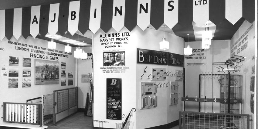 Binns 'old style' fencing at Heathrow Airport