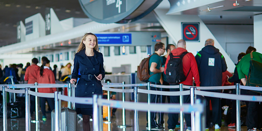 Biometric identification solutions make airports more efficient