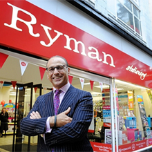 Ryman wanted to replace old CCTV systems at 51 of its stores