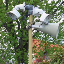 MOBOTIX cameras always work smoothly despite wind and weather conditions