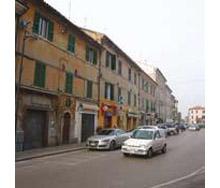 Marche region located in Italy