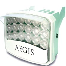 AEGIS UFLED white light illuminators from Bosch