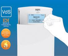 Chiron Security Communications' biometric IRIS alarms
