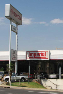 Imperial Holdings Group in South Africa