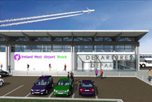 New partnership between Salto Systems and Ireland West Airport Knock