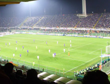 Artemio Franchi Stadium in Florence - security by March Networks Technology