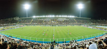 The Stadio Artemio Franchi, built in 1931 and extensively renovated in 1990 for the FIFA World Cup