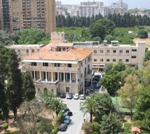 Palermo's Main Hospital