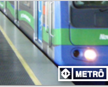 The Brazilian subway system