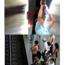 Brazil subway station