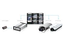 CCTV system at Transcend Optronics