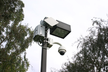 Wireless surveillance protects facilities and students at California State University