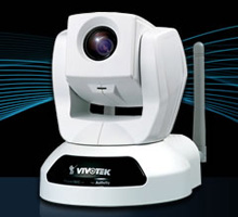 VIVOTEK PZ6114 improves Wilkes-Barre City security