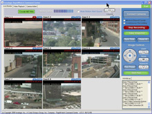the government was seeking an efficient and effective video surveillance system to solve public security problems